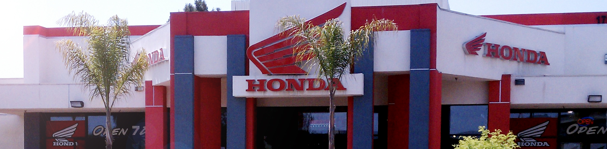 Visit our store today - HB Honda Motorcycles