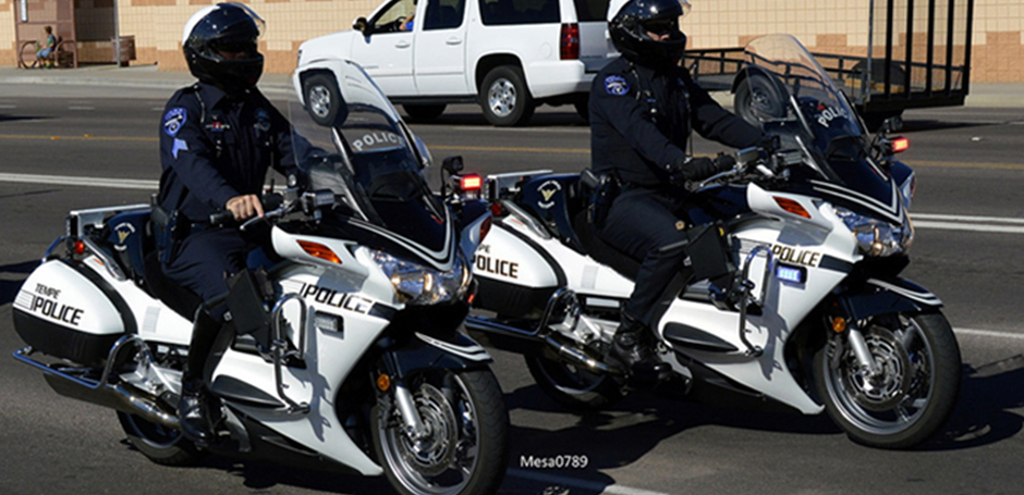 Reliable Motorcycle Gear for Law Enforcement - HB Honda Motorcycles