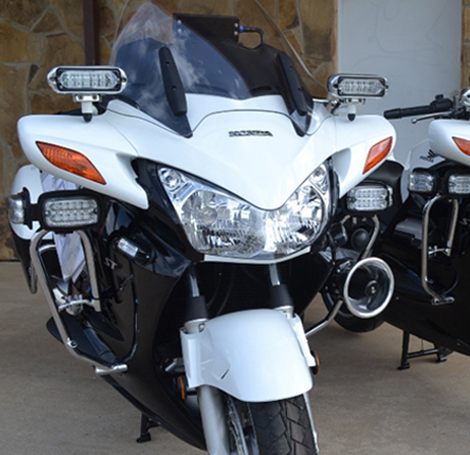 Accessories for Motocycle Cops - HB Honda Motorcycles